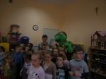 Franklin w przedszkolu