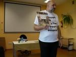 Spotkanie autorskie z Panem Kazimierzem Szymeczko